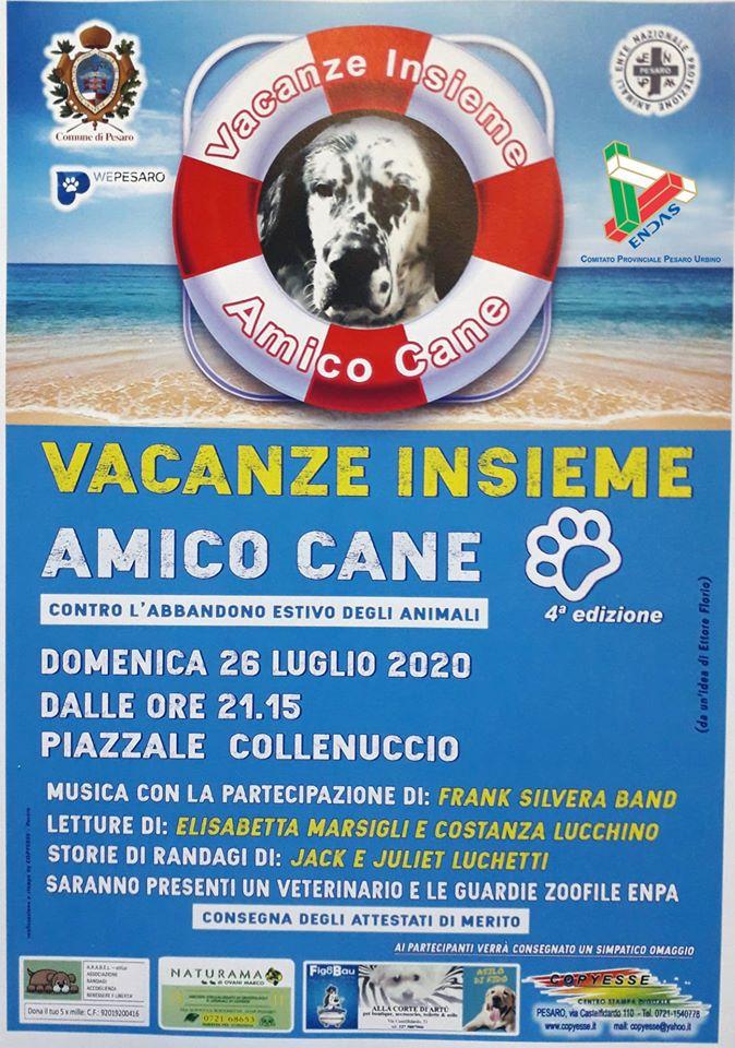 Vacanze Insieme Amico Cane 4^ Edizione